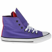 Converse Chuck Taylor Two Fold Hi Purple Youths Trainers