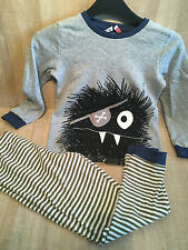 John Lewis Boys 2 Piece Pyjamas, Various Designs , Sizes 7/8/12yrs BN