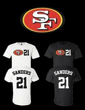 Deion Sanders #21 San Francisco 49ers Jersey player shirt