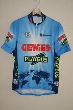 RETRO BIEMME GEWISS PLAYBUS CYCLING JERSEY MENS XXL SIZE 6