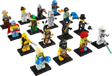 LEGO MINIFIGURES - SERIES 1 - 8683 - SELECT YOUR FIGURE - NEW & FACTORY SEALED