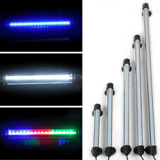 Aquarium Fish Tank Waterproof Submersible LED Light Diving Lights Strip Lamp 12V