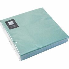 3 Ply Green Paper Napkins 33 x 33cm Square Party Serviettes Tableware Catering