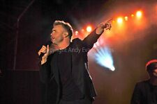 Gary Barlow Take That at Carfest South 2015 photograph picture poster art print