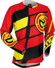 Moose Racing M1 2017 Mens MX/Offroad Jersey Red/Yellow/Black