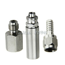0.5 Micron Stainless Steel Diffusion/Aeration Stone with Flare Barb Set Homebrew