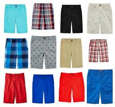 Boy's Arizona Cotton Twill Shorts 16, 16H, 18, 18H, 20 or 20H, Many Colors, New