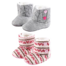 Toddler Shoes Infant Boots Baby Girls Winter Warm Soft Sole Crib Snow Booties