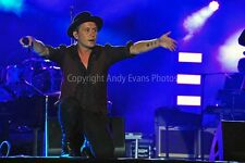 Mark Owen Take That at Carfest South 2015 photograph picture poster art print