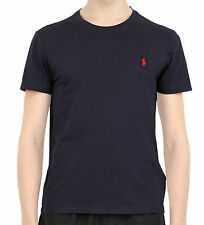 Polo Ralph Lauren Crew Neck Short Sleeve T Shirt for Men - Color Navy