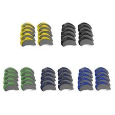 10Pcs Neoprene Golf Iron Head Covers Club Protect Set for Taylormade Callaway
