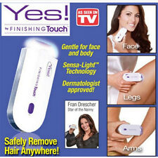 Yes Finishing Touch As Seen on TV Hair Remover Instant & Pain Free Hair Removal