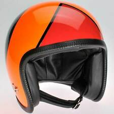 Davida 92 Open Face Motorcycle Helmet Complex RB Houston All Sizes