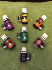 Young Living Essential Oils SAMPLE 1/2 ml bottle Free ship Buy 4 get 1extra free