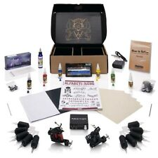 Tattoo Kits - Professional Beginners Starter Rotary & Coil Tattoo Machine Kits