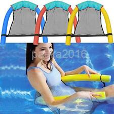 1Pcs Floating Pool Noodle Sling Mesh Chair Swimming Pool Seat - Water Relaxation