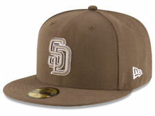 New Era San Diego Padres 2017 ALT 59Fifty Fitted Hat (Dark Green) MLB Cap