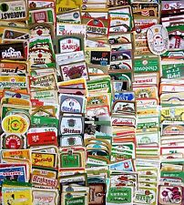 CZECHOSLOVAKIA - Lot of 500 beer labels - A - VeRY NiCE !!!