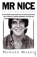 Mr Nice, Good Condition Book, Howard Marks, ISBN 9780749395698