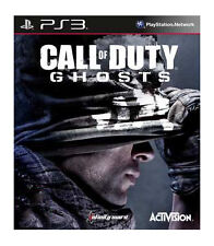 Call of Duty: Ghosts (Sony PlayStation 3, 2013) (Disc Only No Case)