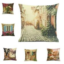 """18"""" Soft Square Throw Waist Pillow Cases Home Bed Sofa Decorative Cushion Covers"""