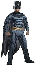 Rubies Photo Real Deluxe Muscle Chest Kids Batman Halloween Costume 610830