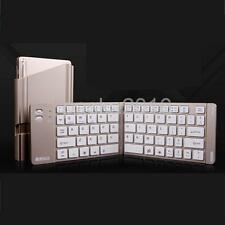 Folding Portable Wireless Bluetooth Keyboard for Android Phone Tablet PC