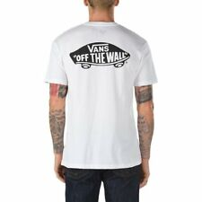 Tee Vans Classic Off The Wall Mens White