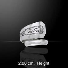 The Perfect Sterling Silver Spoon Ring - Size Selectable