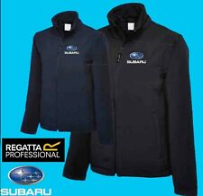 Subaru Scooby FLEECE Full Zip - Regatta Quality - INCLUDES CARRIER