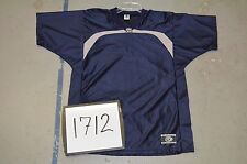 BLANK Old Dominion Monarchs NAVY NCAA College Throwback Football Jersey 1712