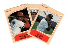 1990 ProCards A and AA Minor League Baseball Pick A Card to Complete a Set