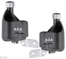AXA Trio Bottle Dynamo Steel Wheel - Right and Left Bicycle Bike Light 6v / 3w