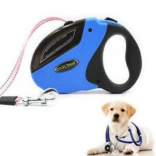 16 ft Pet Walking Leash Retractable Dog Leash for Medium Large Dogs up to 110lb