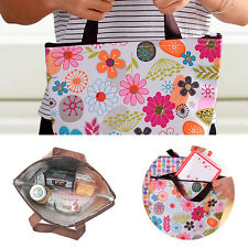 1Pcs Picnic Bags Cool Bag Kids Lunch Bags Insulated Childrens School Lunchbox