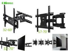 Ollieroo Full Motion TV Wall Mount Articulating 17-70 Inch LED LCD Flat Screen
