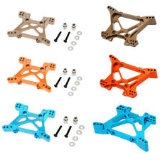 Rear+Front Shock Towers for TRAXXAS SLASH 4x4 1:10 Radio Control Car Parts