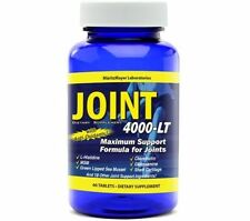 Maximum Strength Glucosamine Chondroitin MSM Joint 4000-LT Pain Relief Tablets