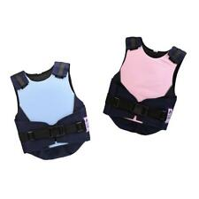 Kids Flexible Equestrian Body Protective Gear Horse Riding Vest Certified
