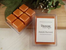 Fall and Holiday Soy Wax Clamshell Melt Tarts- Great Holiday Aromas