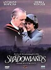 Shadowlands (Rare Region 1 DVD 1999 NO SCRATCHES) Hopkins & Winger