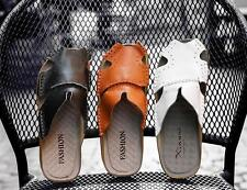 Summer Beach Vacation Soft Sole Slides Mens Casual Sandals Shoes New