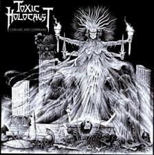TOXIC HOLOCAUST - CONJURE AND COMMAND USED - VERY GOOD CD