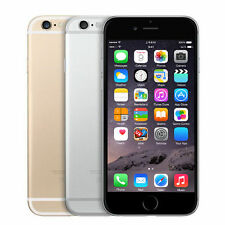 Apple iPhone 6 Plus (AT&T/T-mobile) SmartPhone 16GB 64GB 128GB Gold Gray SilverQ