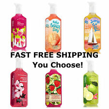 New Bath & Body Works Deep Cleansing Hand Soap 8 FL OZ- U Choose - Free Shipping