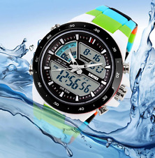 NEW Sports Watch Male Diving Swimming Digital Watch Military Wristwatches