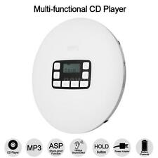 Personal Shockproof CD/CD-R/CD-RW Disc CD Player CD-DA/MP3/WMA Playable Format