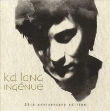 K.D. LANG - ING'NUE [25TH ANNIVERSARY EDITION] USED - VERY GOOD CD