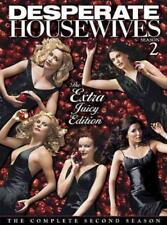 DESPERATE HOUSEWIVES - THE COMPLETE SECOND SEASON: THE EXTRA JUICY EDITION USED