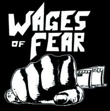 WAGES OF FEAR - SPLIT USED - VERY GOOD CD